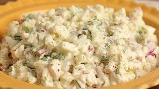 Cauliflower 'Potato' Salad | Ep.1264