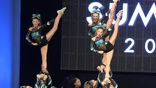 Cheer Extreme CRUSH Day 2 Summit 2017