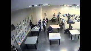 Detention Deputy Terminated For Sustained Charges Of Use Of Excessive Force On Inmate