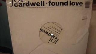 JOI CARDWELL - FOUND LOVE ( FRANKIE'S REMIX  )