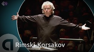Rimski-Korsakov: Scheherazade - Rotterdams Philharmonic Orchestra led by Claus Peter Flor - Live HD