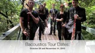 Bacoustics - Teaser Video