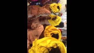 preview picture of video 'Justice Popoola's Daughter's Wedding, Ibadan, Nigeria.'