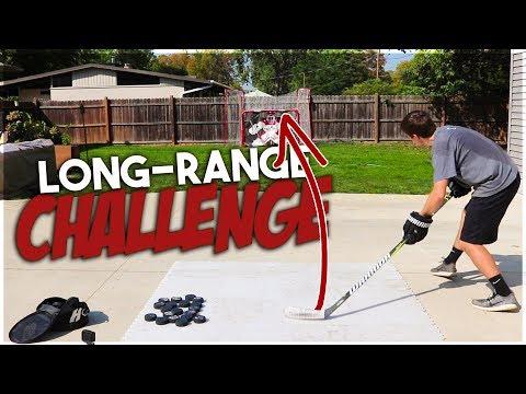 LONG RANGE HOCKEY CHALLENGE