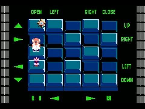 Nintendo NES Stack Up ASD