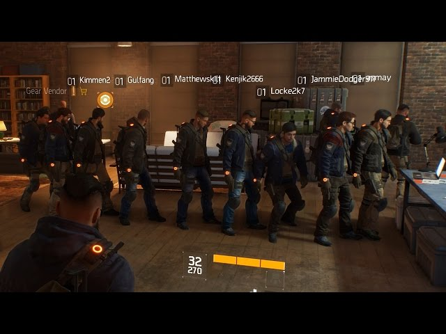 The Division: Crazy goings-on and how to stop the safehouse tro