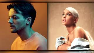 ''Just Hold The Breath'' | MASHUP feat. Ariana Grande,Louis Tomlinson & Steve Aoki