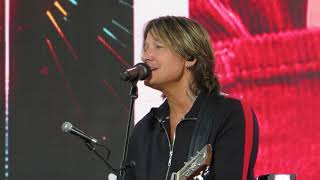 "Keith Urban ""We Were"" (Acoustic) Sound Check Version Live At Good Morning America"