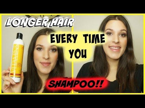 Shampoo para sa buhok pagkawala shamtu