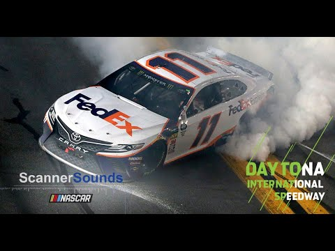 Scanner Sounds: Hamlin talks 'teammate restart' with Busch