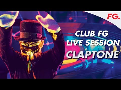 CLAPTONE | CLUB FG LIVE MIX