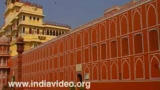Jaipur�s City Palace at Rajasthan
