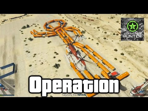 GTA V's Version Of Operation Is Way More Explosive