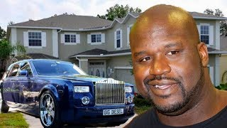 10 EXPENSIVE THINGS OWNED BY Shaquille O'Neal
