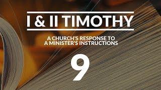 I & II Timothy - #9