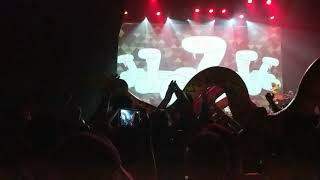 The Aquabats! Attacked by Snakes! Live 2018 The Fonda Theater LA