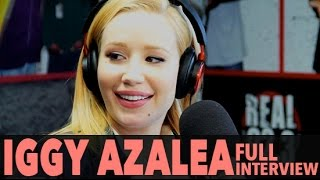 BigBoyTV - Iggy Azalea Talks About The Hate, Squashing Twitter Drama, New Single