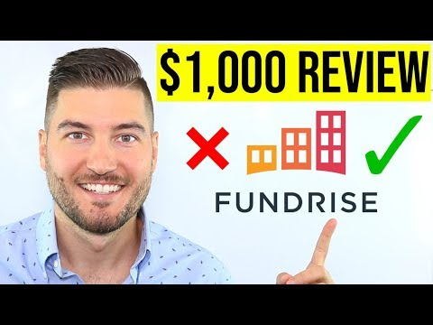 FUNDRISE REVIEW 2021 - Passive Real Estate Investing