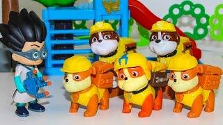 Щенячий патруль мультик новые серии ДВОЙНИКИ КРЕПЫША Герои в масках Мультики Игрушки Paw Patrol toys