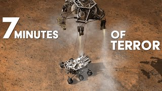 7 Minutes Of Terror: How Perseverance Will Land On Mars