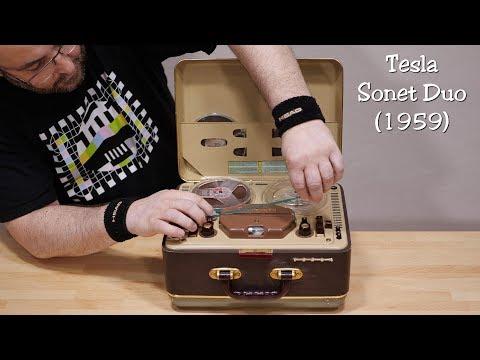 Na skok do minulosti ~ Tesla Sonet Duo (1959-1965) ~ Česky ⁴ᴷ