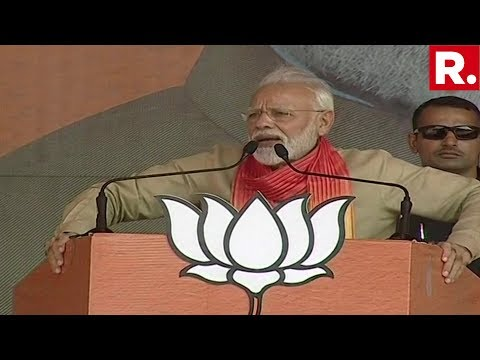 Haryana Assembly Elections: PM Modi Addresses Rally In Dadri, Campaigns For Babita Phogat