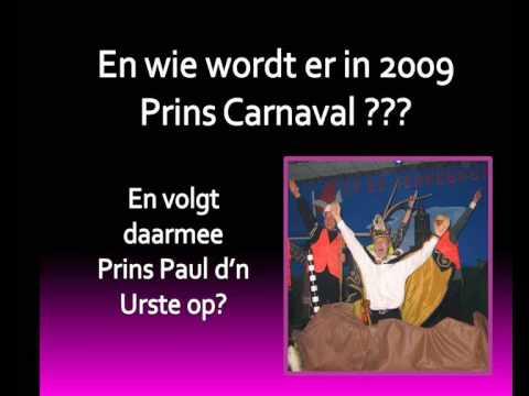 Liedjesavond en Prinsenbal CV De Verkeskop Beugen