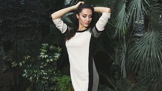 Модная женская одежда DeVita. Спортивное платье. Модель 500.