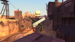 Just tricks 4 (tf2 spy tricks)/Моменты шпиона