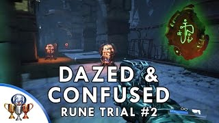 Doom Rune Trial #2 - Dazed and Confused Rune (Increases Enemy Stagger Stage)