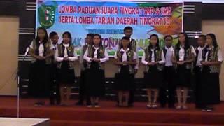 preview picture of video 'SMA N 3 Bengkayang Nyiur Hijau & Bumi Sebalo'