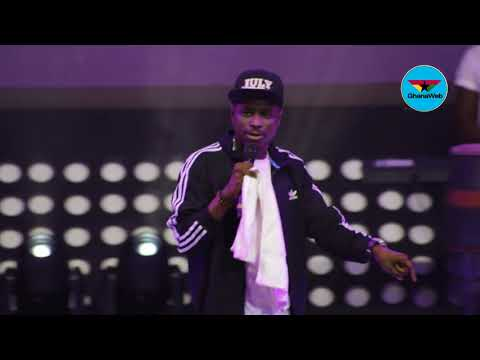 Kenny Blaq s full performance at 2018 Easter Comedy show