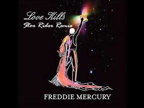 Freddy Mercury - Love Kills ( Star rider remix )