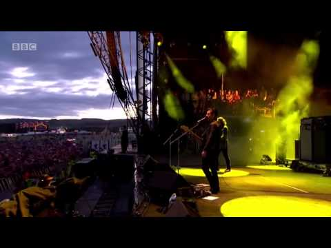 Arctic Monkeys  She's Thunderstorms live at T in the Park 2014 HD