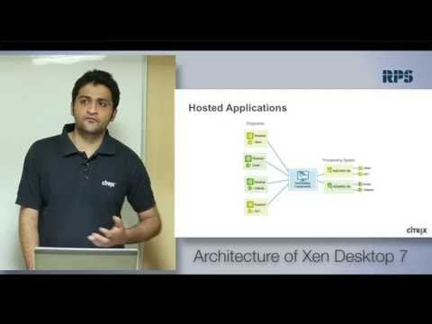 Certified CITRIX Training on XenDesktop 7 and XenApps 7.5 at RPS ...