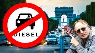 Why Not to Buy a Diesel Engine Car