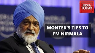 How Big Is India's Economic Crisis  & How To Revive Growth? Montek Singh Ahluwalia Speaks