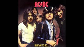 AC/DC - Highway to Hell - Walk All Over You HD