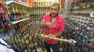 Эгипет, Шарм-эш-Шейх, магазин Джордж Клуни   4К