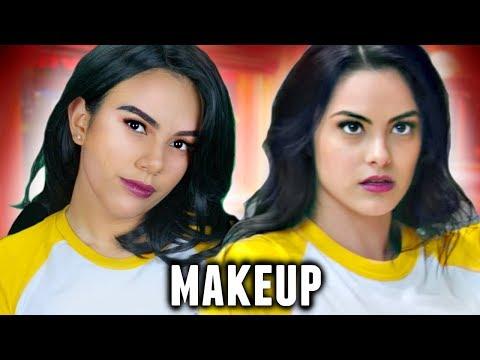 veronica lodge makeup tutorial riverdale archie costume