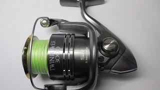 Shimano 08 twin power 2500s