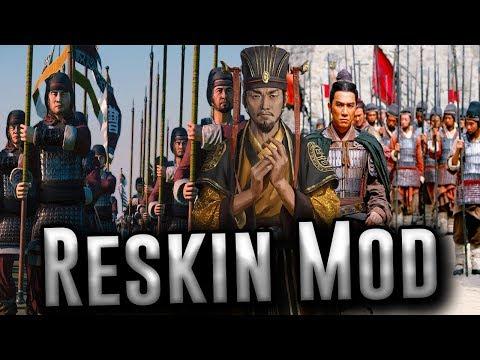 Vanilla Units Reskin Mod - Total War Three Kingdoms