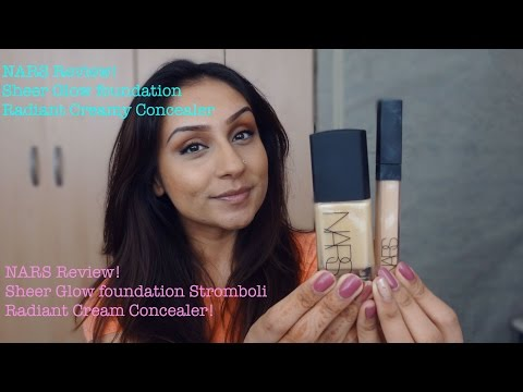 Sheer Glow Foundation by NARS #10