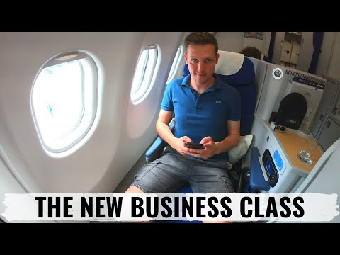 Review: China Southern Airlines NEW AIRBUS A330 BUSINESS CLASS