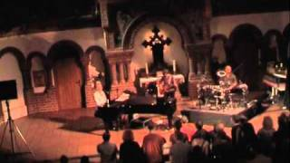Joe Jackson covers Frank Zappa's Dirty Love in a church (live 2007)