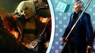 Devil May Cry 3's Brilliant Storytelling // Codex Entry