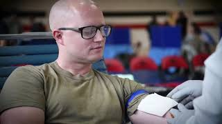 Moments in Military Medicine: Blood Donations on the Battlefield