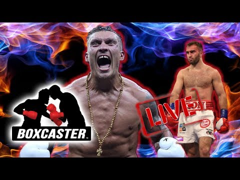 Boxing News Live: Usyk vs. Gassiev, Ancajas the New Pacquiao?, Yafai – Edwards Beef | BOXCASTER