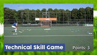 Technical Skill Game – HHTV Skill Games | Hockey Heroes TV