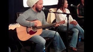 Ziggy Marley performs Love is my Religion @ Mountain Music Lounge KMTT